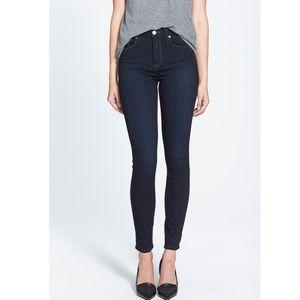 Paige   Hoxton Ultra Skinny Hi Rise Mona Jeans 29